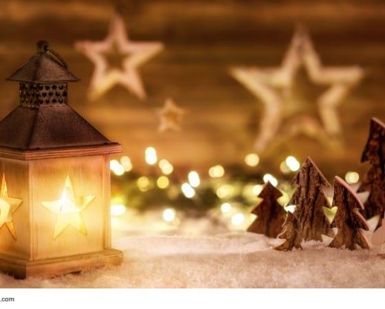 Wir wünschen allen ein wunderschönes Weihnachten!