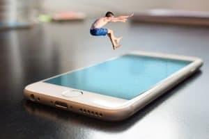 Content für mobile Geräte