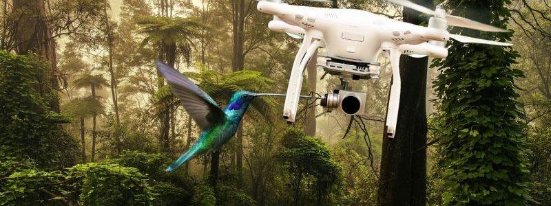 Marketing mit Drohnen: diese gesetzlichen Regeln sind zu beachten