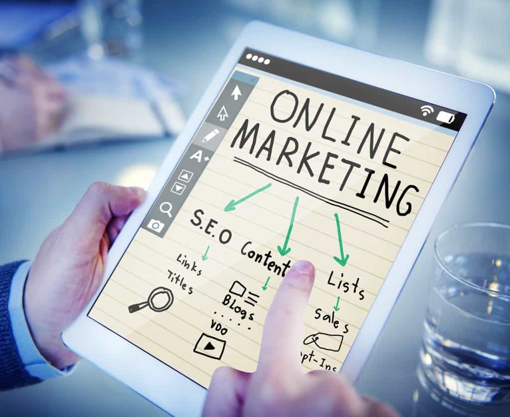 Outsourcing Online Marketing