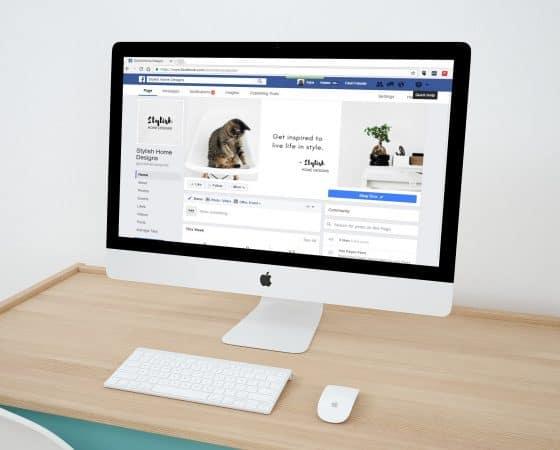 Kennt ihr schon das neue Facebook Seitendesign?